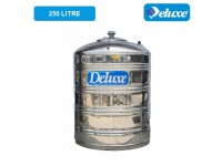 250 Liter Deluxe Stainless Steel Round Bottom Without Stand / Flat Bottom Water Tank 平底无脚