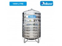 10000 Liter CL220KL Deluxe Stainless Steel Round Bottom With Stand Water Tank 圆底有脚
