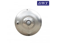 1500 Liter DWT Stainless Steel Flat Bottom Without Stand