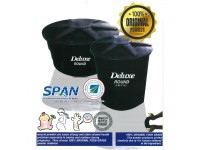 150/200 Gallon Deluxe Polyethylene Round type Water Tank