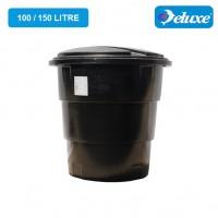 100/150 Gallon Deluxe Polyethylene Round (Slim & Tall) type Water Tank