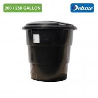 200/250 Gallon Deluxe Polyethylene Round (Slim & Tall) type Water Tank