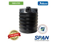9600 Liter 30 PE SPAN Approved Deluxe PE Septic Water Tank Vertical Type