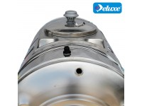 1000 Liter Deluxe Stainless Steel Water Tank Horizontal with Stand 有脚卧室