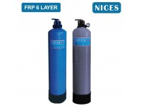 1044 FRP NICES 6 Layer Outdoor Fibre Water Filter (2 Colors)