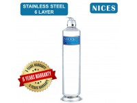 1042 SST NICES 6 Layer Stainless Steel Outdoor Water Filter