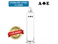 1042 SST ACE 5 Layer Outdoor Stainless Steel Water Filter