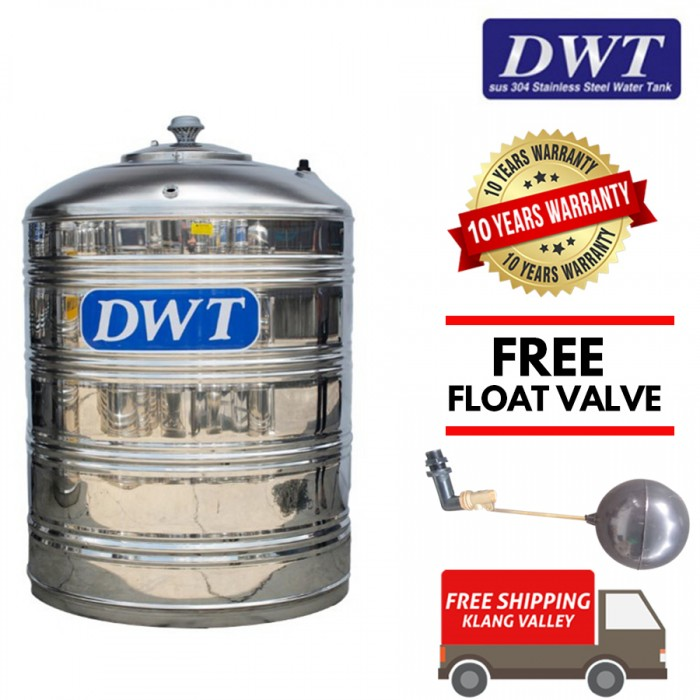 DWT Stainless Steel Flat Bottom Without Stand